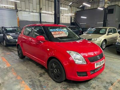 used Suzuki Swift 1.3 GL 5dr - LONG MOT - ONLY 80,000 MILES - GOOD CONDITION -