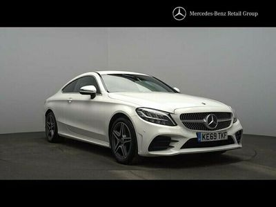 used Mercedes C220 D AMG LINE
