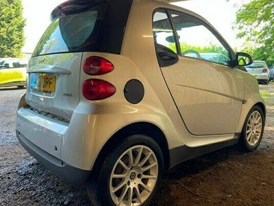 used Smart ForTwo Coupé Passion mhd 2d Auto