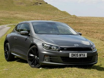 used VW Scirocco 2.0 TSI BlueMotion Tech R-Line Hatchback 3dr