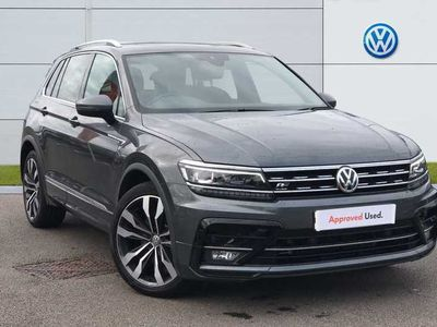 used VW Tiguan 2.0 TSI 180PS R-Line 4Motion DS