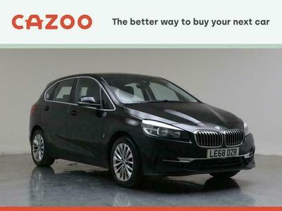 used BMW 225 2 Series Active Tourer 1.5L Luxury xe