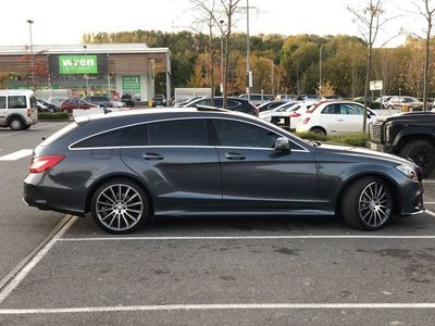 used Mercedes CLS350 Shooting Brake CLS 3.0 d V6 AMG Line (Premium Plus) G-Tronic+ (s/s) 5dr