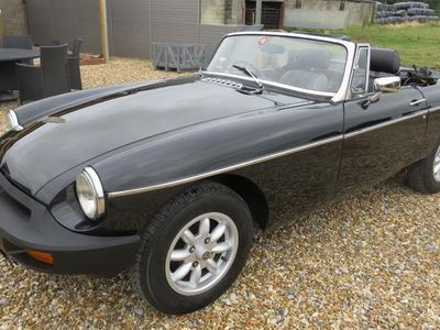 used MG B ROADSTER with overdrive 2-Door