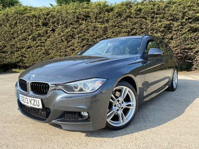 used BMW 325 3 Series 2.0 d M Sport Touring (s/s) 5dr