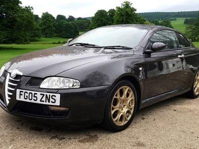 used Alfa Romeo GT 2.0 JTS 2d 164 BHP, 2005 ( )