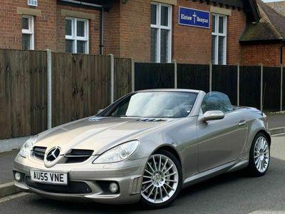used Mercedes SLK55 AMG SLK 5.4AMG 7G-Tronic 2dr
