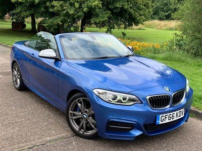 used BMW M240 2 Series 3.0Sport Auto (s/s) 2dr