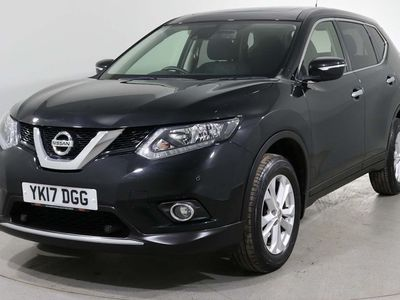 used Nissan X-Trail 1.6 dCi Acenta XTRON (s/s) 5dr