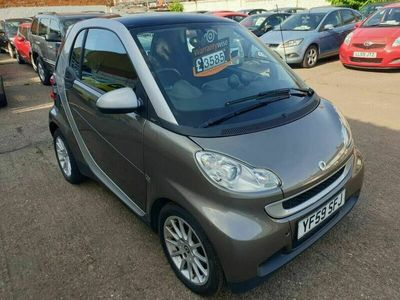 used Smart ForTwo Coupé PASSION CDI 2-Door