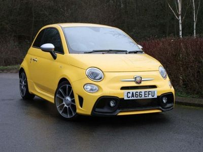 used Abarth 595 1.4 T-Jet 165 Turismo 3Dr
