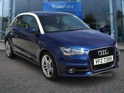 used Audi A1 1.4 TFSI 140 S Line 3dr