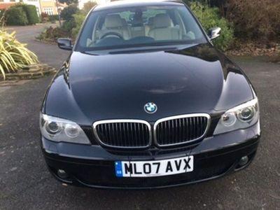 used BMW 228 7 Series 2.5 730D SPORT 4d AUTOBHP Saloon 2007
