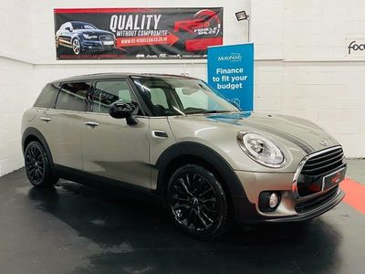 used Mini Cooper D Clubman 2.0 TD Auto 150hp [CHILI Pack | Navigation| Huge Spec]