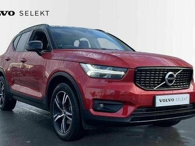 used Volvo XC40 T3 R-Design Automatic