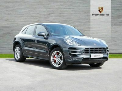 used Porsche Macan Turbo Estate 5dr PDK