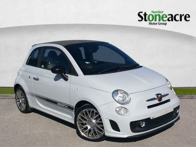 used Abarth 500 1.4 T-Jet 2Dr Auto