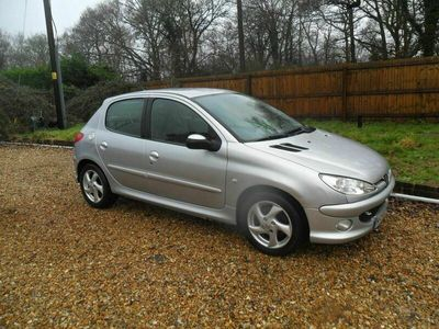 used Peugeot 206 1.6 HDi Sport 5dr