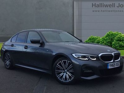 used BMW 320 3 SERIES 2019 Chester i M Sport Saloon