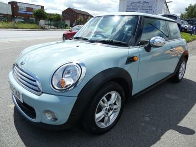 used Mini One D Hatch 1.6Avenue 3dr