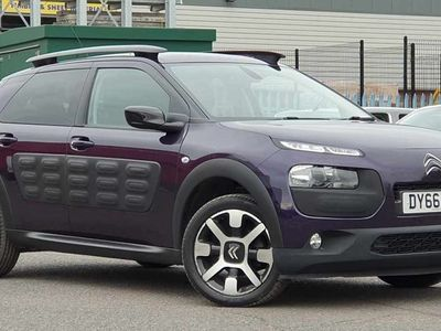 used Citroën C4 Cactus 1.6 Bluehdi Flair Edition 5Dr [Non Start Stop]