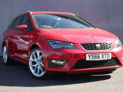 used Seat Leon ST 1.4 EcoTSI FR (Tech Pack) (s/s) 5dr