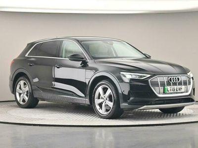 used Audi E-Tron - 55 Auto quattro 5dr 95kWh