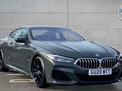 used BMW 840 8 Series I Coupe
