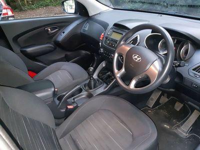 used Hyundai ix35 1.7 CRDi S 5dr