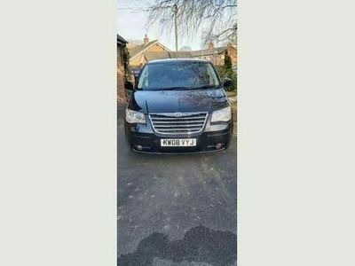 used Chrysler Grand Voyager 2.8 CRD Touring 5dr