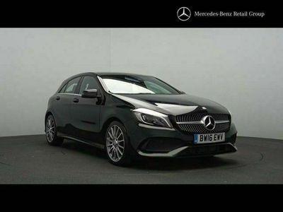 used Mercedes A180 A-ClassAMG Line Premium 5dr