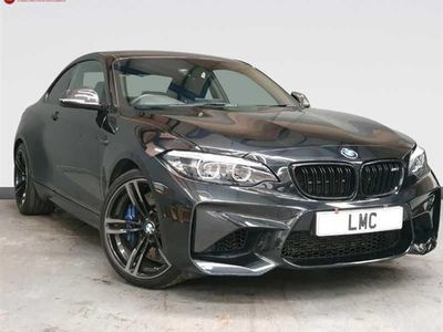 used BMW M2 M2 3.02DR 365 BHP DCT+SWITCHABLE PERFORM EXHAUST+