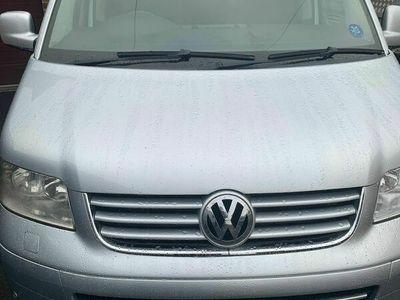used VW Caravelle 2.5 TDI SE Bus 4dr (7 Seats)