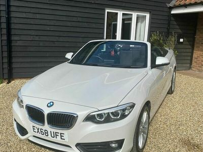 used BMW 218 2 Series 1.5 i GPF SE (s/s) 2dr