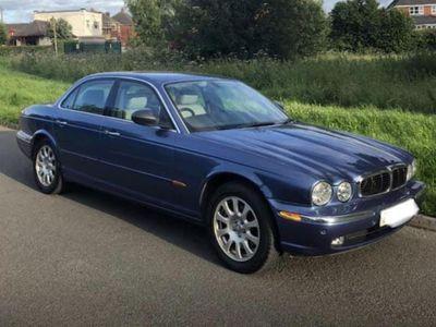 used Jaguar XJ V6 3.0