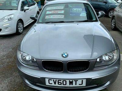 used BMW 120 1-Series Hatchback d SE 5d (07)