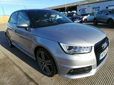 used Audi A1 Sportback 1.4 TFSI CoD Black Edition S Tronic (s/s) 5dr
