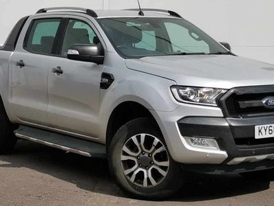 used Ford Ranger Diesel Pick Up Double Cab Wildtrak 3.2 TDCi 200 Auto