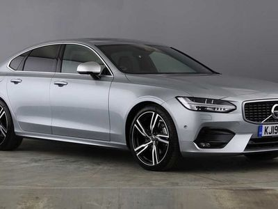 used Volvo S90 2.0 D5 Powerpulse R Design Pro 4Dr Awd Geartronic