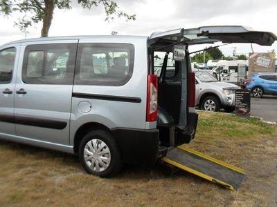 used Peugeot Expert Tepee Estate 1.6 HDi L1 Comfort 5d (6 seats)