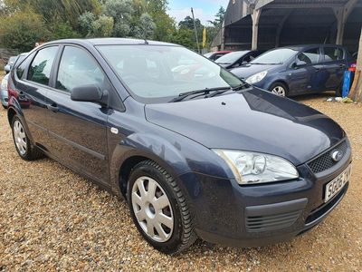 used Ford Focus 1.6 LX 5dr