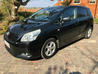 used Toyota Verso 1.8 V-Matic TR 5dr