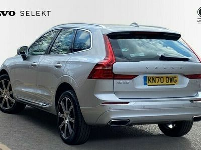 used Volvo XC60 B5 FWD (Mild Hybrid Petrol) Inscription Auto (Driver Assist Pack, 20' Wheel 2.0 5dr