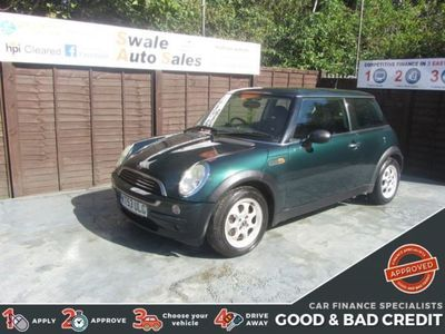 used Mini ONE Hatch 1.63dr Hatchback 2003