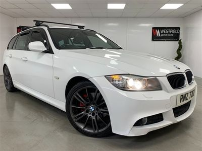 used BMW 320 3 Series 2.0 d Sport Plus Edition Touring 5dr