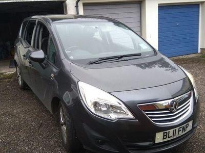 used Vauxhall Meriva 1.7 CDTi 16v SE 5dr