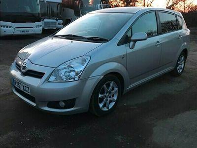 used Toyota Corolla Verso 2.2 D-4D SR 5d (07)