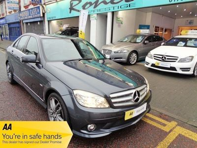 used Mercedes C350 C ClassCDI BLUEEFFICIENCY SPORT AUTO, RARE EXAMPLE, WELL MAINTAINED 3.0 4dr