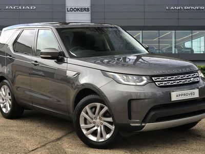 used Land Rover Discovery 3.0 SD V6 HSE SUV 5dr Diesel Auto 4WD (s/s) (306 ps)