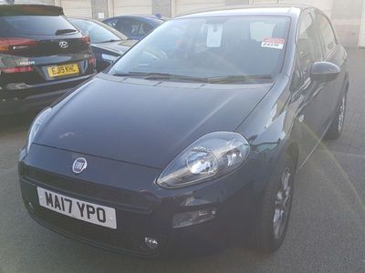 used Fiat Punto 1.2 Easy+ 5Dr